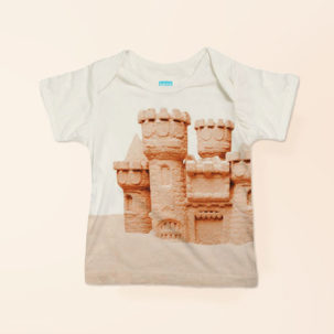 sandcastle lapneck tee via barley & birch