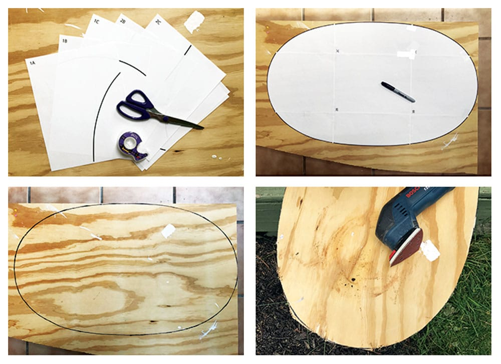 A DIY balance board for kids (and adults!) that's just like riding a wave!