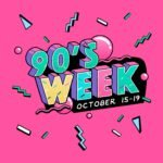 Discover: A Week of 90s Inspired Kids Crafts and Activities!